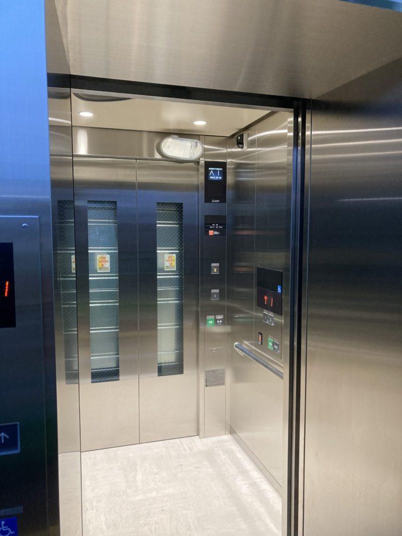 高城駅バリアフリー化エレベーター